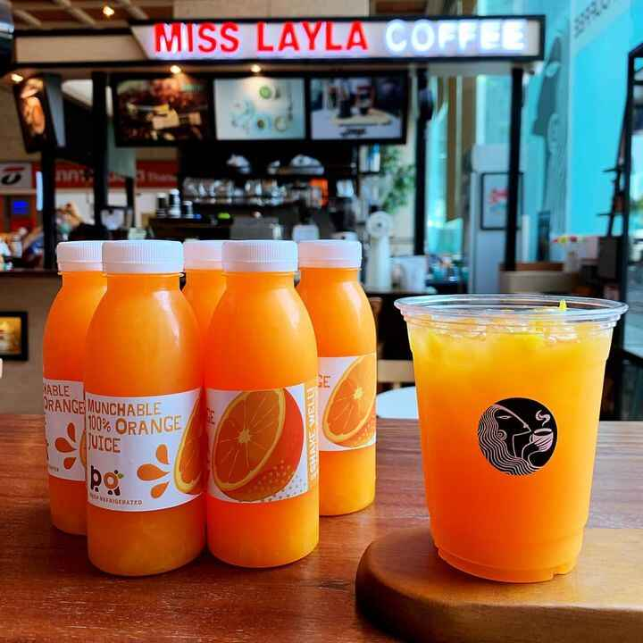 Photos from Miss Layla Coffee-Thai CC Tower's post