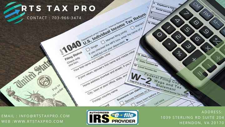 RTS Tax Pro updated their business hours.