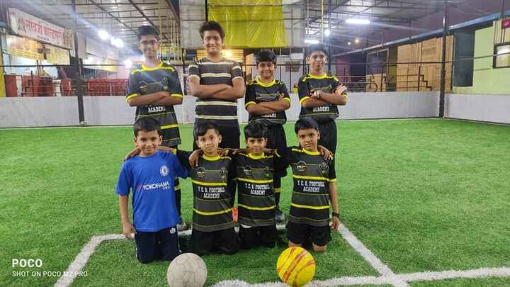 Photos from Young Eleven Star Football Club Aurangabad's post