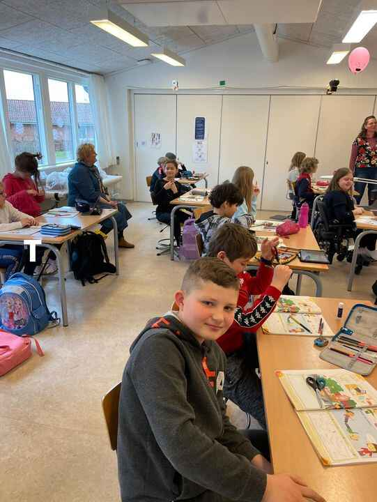Photos from Stepping Friskole's post