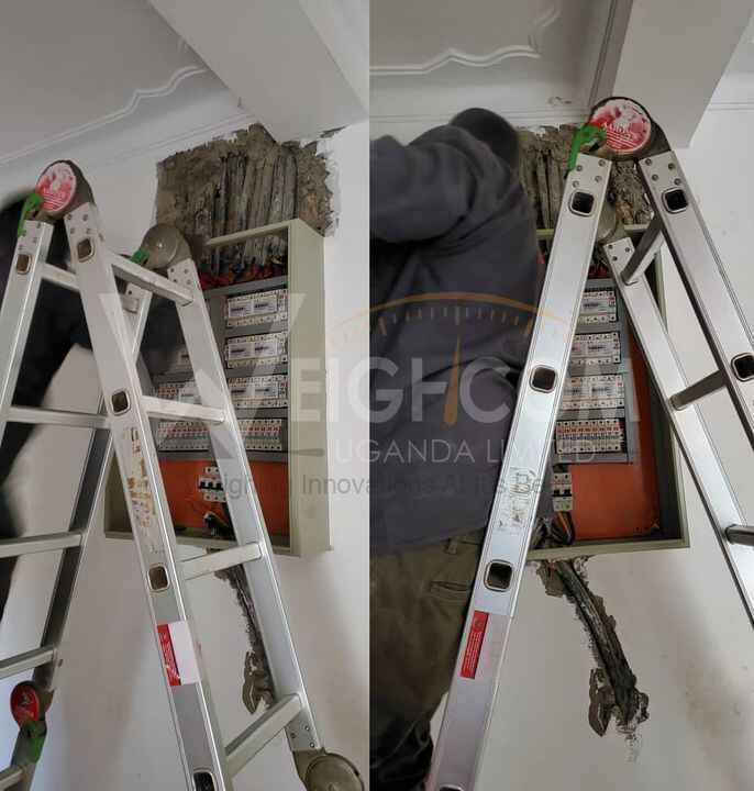 Photos from Authorized Electricians Kampala's post