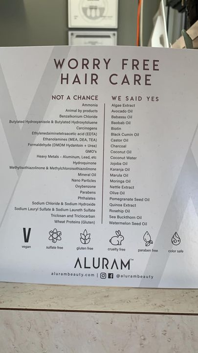 Photos from All About Hair's post